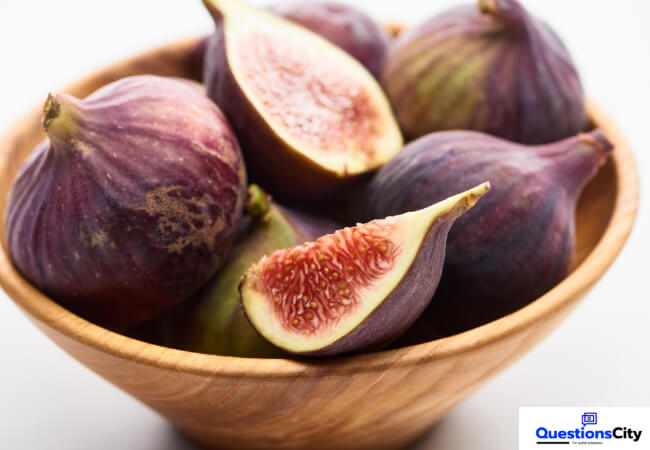Why Do Figs Have So Many Seed