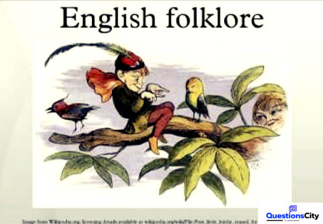 English Folklore And Customs