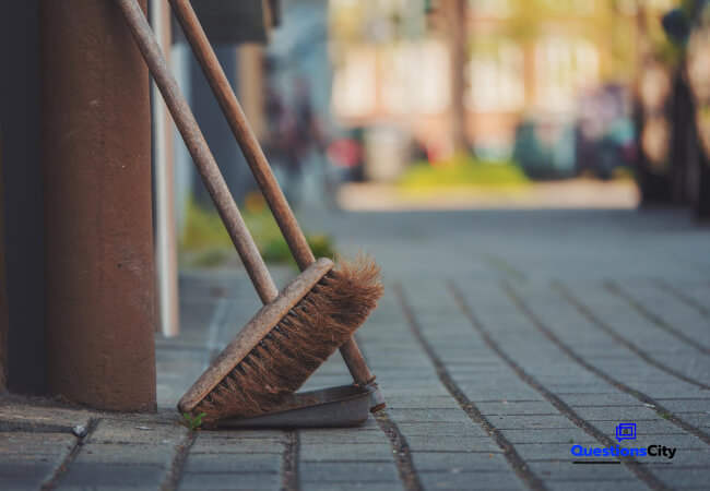 Who Invented The Broom
