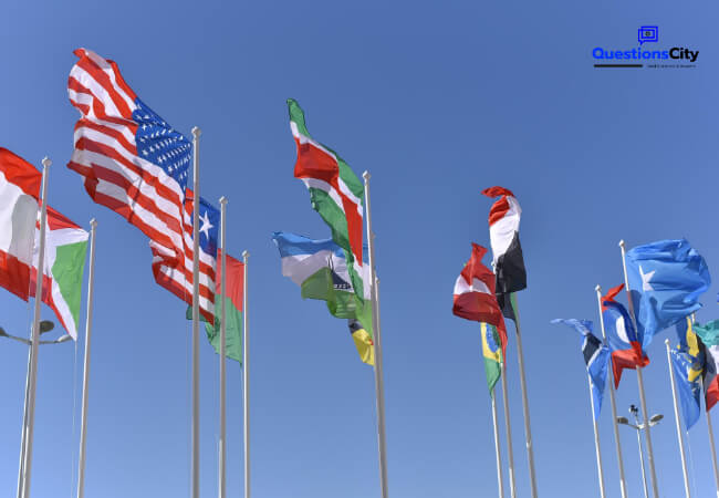 When Were Flags First Used
