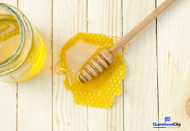 When Was Honey First	Used